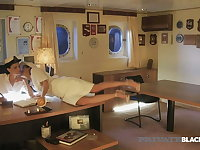 Private Black - BBC Cruise ship Orgy With Aliz And Abelia!