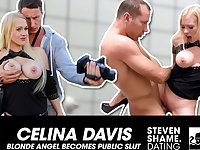 3SOME: 2 GIANT COCKS fuck her PUSSY! StevenShame.dating