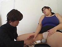 Sazanami Yume in Nikkan Complex! Beast Big Tits Female Teacher