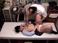 Amateur in A Prestigious Body Massage part 3.2