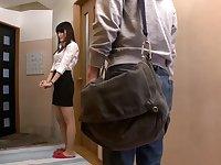 Exotic Japanese model in Horny Teens, Group Sex JAV video