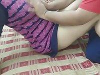Desi bhabhi Cute shaved Pussy fucking