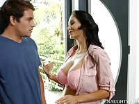 Ava Addams & Tyler Nixon in My Friends Hot Mom