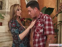 Julia Ann & Bradley Remington in My Friends Hot Mom