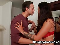 Nikita Denise & Rocco Reed in My Friends Hot Mom