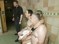 Bondage in Eros Club