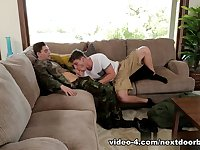 Johnny Torque & Paul Canon in Homemade Sex Tape Part 1 XXX Video