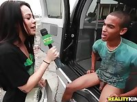 Amateur girls tease themselves on camera