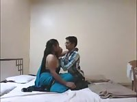 Indian Pair 1St Night after Marriage