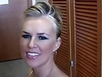 UK golden-haired bonks BBC her BF films and joins