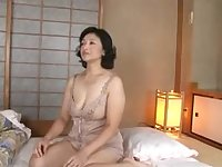 Mature skank gets boned in Japanese adult porn video