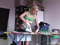 Adventures Of Raunchy European Amateur Girl