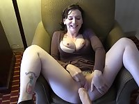 Bettie Bondage - Help Mature, I Can't Cum!