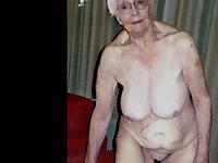 Old wrinkle grannies porn collection