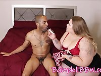 bareback - supersized big beautiful woman