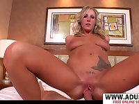 Very Luscious Housewife Brandi Porn Video
