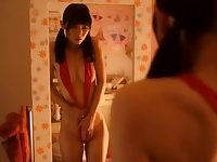 Unbelievable Japanese model in Wild JAV movie