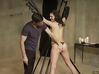 Pure maledom for obedient Sadie Holmes