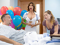 Fuck the Pain Away - Brazzers