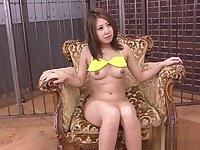 Angelic japanese barely legal mariru amamiya fucked wild