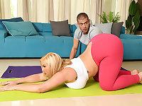 Julie's Seductive Yoga