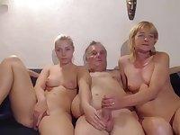 Dutch friends do wisches from viewers 2