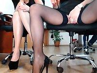 Italian couple on webcam foot fetish mi