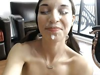 My Brother Fucks Me and Cums On My Face