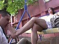 SweetDirtyFeet Filthy feet-biscuit 02