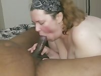 Interracial - Your Wife Sucking Multiple Black Cocks
