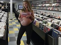 Candi Pregnant Private vore