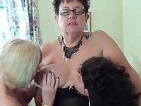 Three Dirty Lesbians Pt1 - TacAmateurs