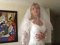 Wedding gangbang with blacks