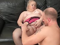 The Interview bbw amateurs Big breast